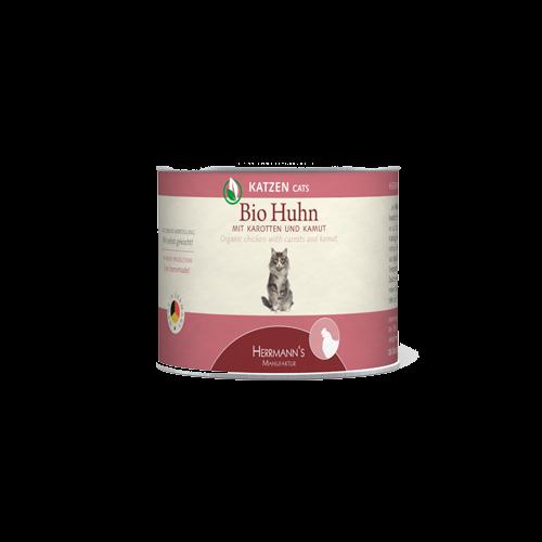 Herrmanns Bio Huhn mit Karotte und Kamut