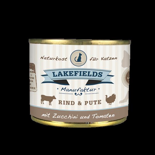 """Lakefields Dosenfleisch-Menü """"Rind & Pute"""""""
