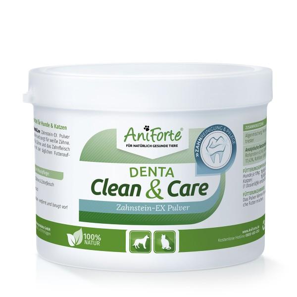 AniForte® Denta Clean&Care Zahnstein-EX Pulver