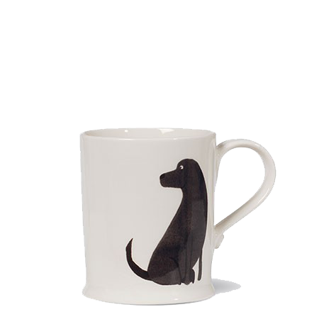 Fenella Smith Tasse Labrador