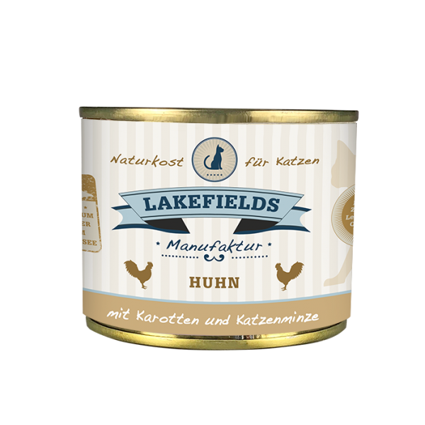 """Lakefields Dosenfleisch-Menü """"Huhn"""""""