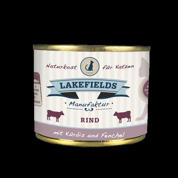 """Lakefields Dosenfleisch-Menü """"Rind"""""""