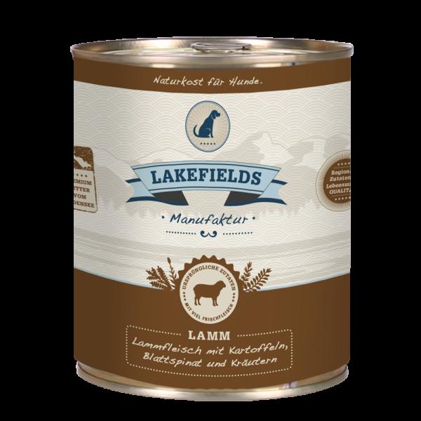 """Lakefields Dosenfleisch-Menü """"Lamm"""""""